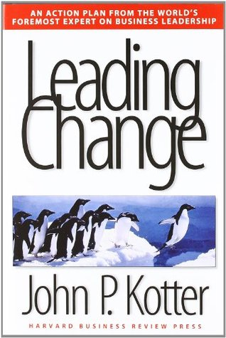 Leading Change - John Kotter