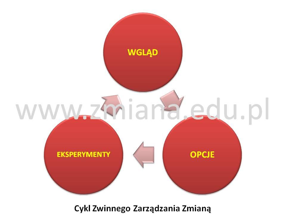 Cykl Zwinnego Zarządzania Zmianą