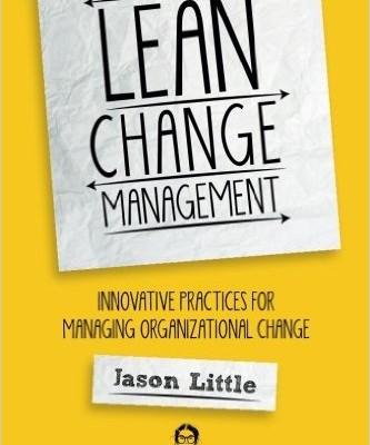 Lean Change Management - Jason Little