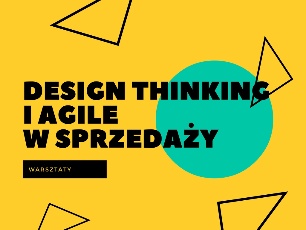 Design Thinking i Agile Sales