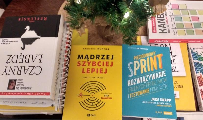 10 książek na 2018 rok dla zarządzających zmianą