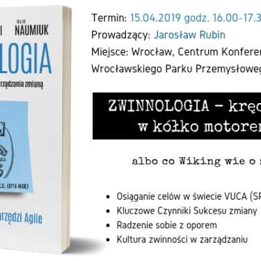 Seminarium Wrocław - Zwinnologia