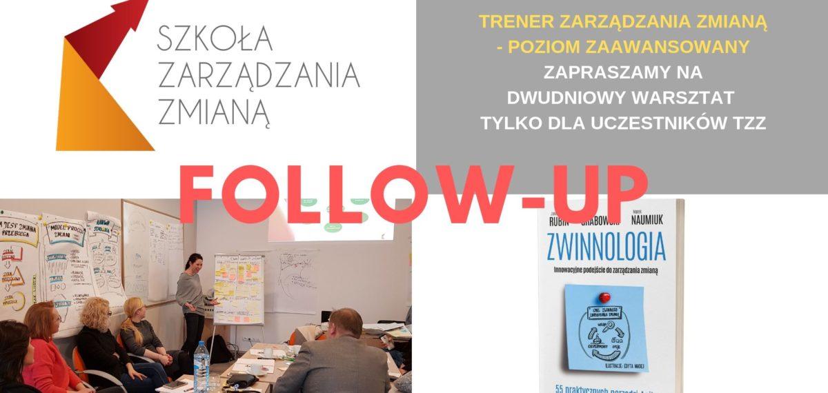 Trener Zarządzania Zmianą - Follow-up
