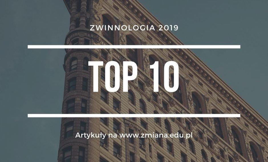 Top 10 artykułów 2019