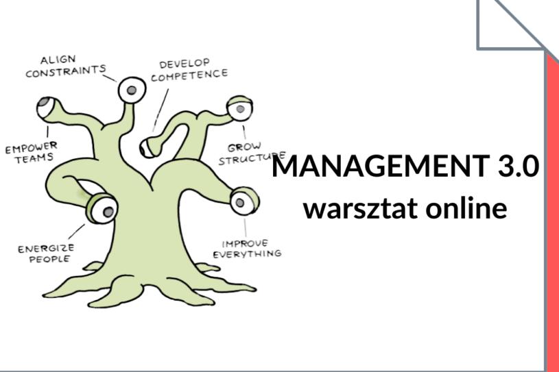 Management 3.0 warsztat online