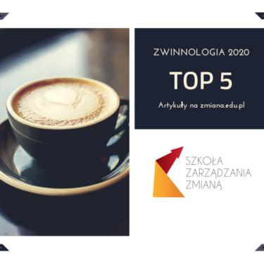 Top 5 artykułów z 2020 roku